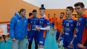 Виктория Волей подновява първенството във Висшата лига с двама нови