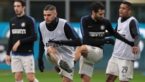 Край на сагата: Икарди преподписва с Интер