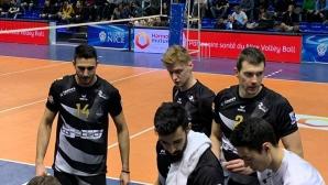 Краси Георгиев заби 7 блока, но Рен изненадващо падна от Ница