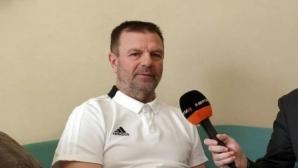 Стойчо: Ганчев щеше да плати и 16 милиона за ЦСКА, приема се второто място - това е лошо