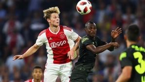 De Telegraaf: ПСЖ се разбра за една от целите си след петъчен маратон от преговори