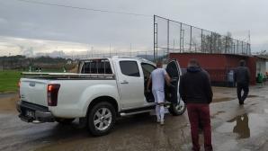 Неприятни новини за Славия: Йомов с частично разкъсан мускул