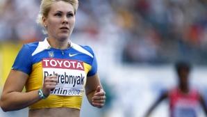 Украинска атлетка смени гражданството си на руско