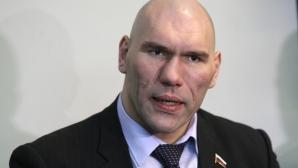 Валуев стана за смях в Инстаграм (видео)