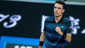 Баутиста Агут изхвърли Чилич от Australian Open след епична битка