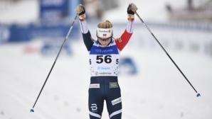 Йохауг спечели по категоричен начин класическия старт в Естония