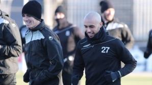 Локомотив (Пловдив) постигна трета победа в зимните си контроли