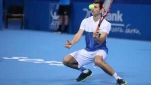 """Лазов стартира срещу тийнейджър с """"уайлд кард"""" на Държавното първенство по тенис в зала"""