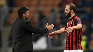 Гатузо: Трябват ми играчи, посветени изцяло за Милан