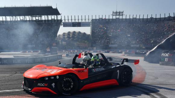 Мексиканската рали звезда Бенито Гера стана Шампион на шампионите