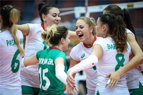 България започва срещу Франция на Евроволей 2019 за жени