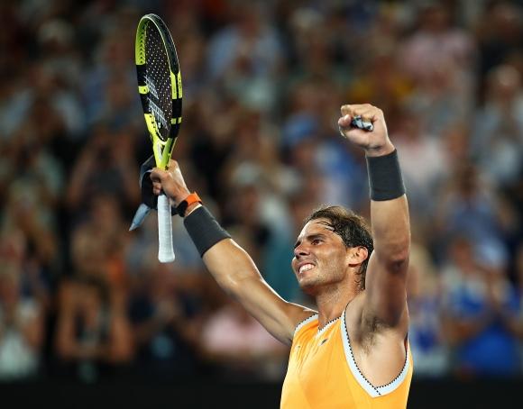 Надал: Удивен съм от резултатите ми на Australian Open, но и щастлив