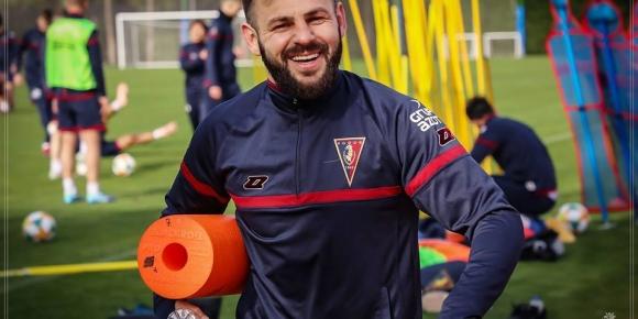 Спас Делев напусна лагера на отбора си принудително