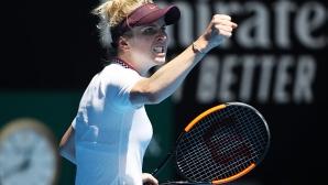 Свитолина срещу Осака е първият четвъртфинал при дамите в Мелбърн