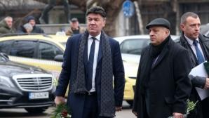 Футболният елит плаче, взе си сбогом с големия Иван Вуцов (видео+галерия)