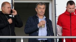 Пламен Марков: Българският футбол загуби една от големите си и светли личности