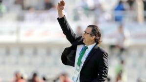 След отпадане за Купата на Азия Саудитска арабия сменя треньора си