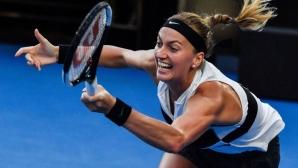 Квитова разби Барти, ще има нова №1 в женския тенис