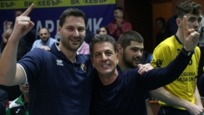 Атанас Петров: Хебър не е подобие, а изцяло нов  проект за българския волейбол
