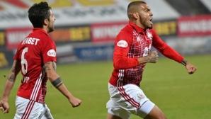 Мауридес се прибра в лагера на ЦСКА-София