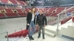 Цветана Пиронкова и Йордан Йовчев се присъединиха към звездния тим посланици на Sofia Open 2019