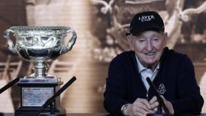 Род Лейвър: Някой отново ще спечели Голям шлем