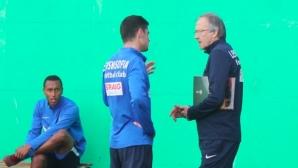 Дерменджиев започна да привиква играчите