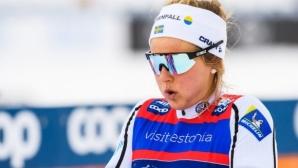 Олимпийската шампионка Стина Нилсон под въпрос за Световното