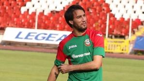 Ивелин Попов вярва, че ще има много щастливи мигове с Ростов