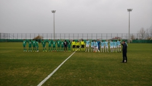 11-те на Дунав за мача със Сепси
