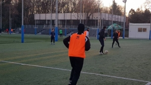 Спартак (Пд) започва с контролите срещу Левски (Карлово)