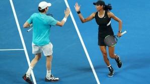 """Астралийци с """"уайлд кард"""" ще играят за титлата на смесени двойки"""