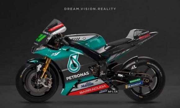 Yamaha показа дизайна на мотора за сателитния си тим в MotoGP