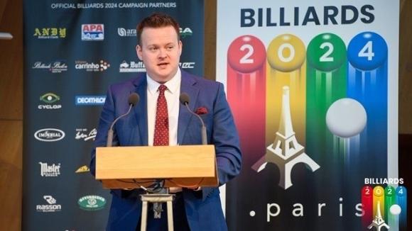 Билярдните спортове кандидатстват за участие на Олимпиадата в Париж 2024