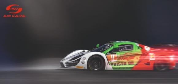 Българските суперколи Sin Cars се подготвят за италианските GT4 серии