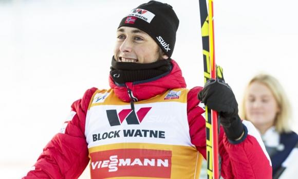 Ярл Магнус Рийбер спечели предсрочно Световната купа в северната комбинация