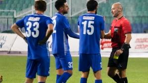 Треньорът на Верея: Лагерът в Кипър пропадна, защото нямаме достатъчно играчи, търсим 10 нови