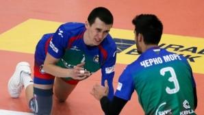 Исмаилов и Тюрин: Във Варна ни харесва