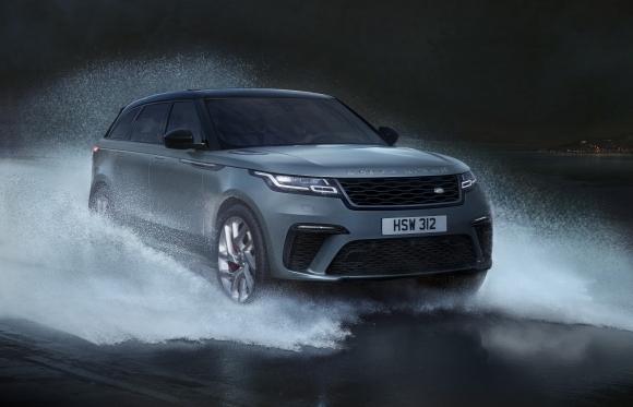 Брутална мощ с изтънчен силует - Range Rover Velar Dynamic Edition