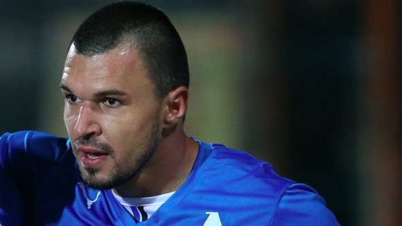 Сагата приключи: Валери Божинов се завърна в Левски
