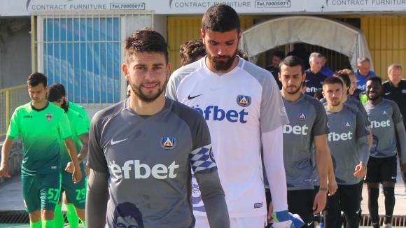 Юношите на Левски не се дадоха на титулярите на УФА в дебюта на Райнов