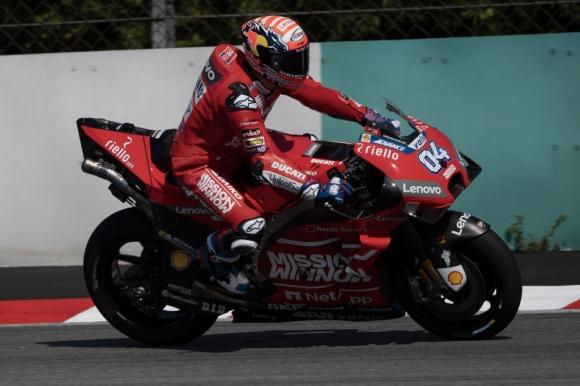 """Дови най-бърз до обяд в MotoGP теста на """"Сепанг"""""""
