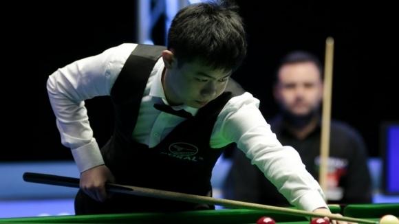 """""""Убиецът на гиганти"""" Юан вече е на 1/4-финал в Световната Гран при"""