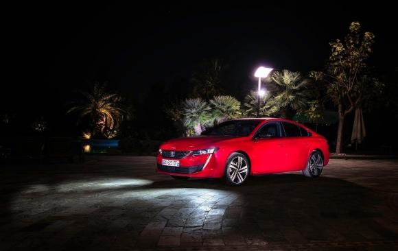 Peugeot 508 спечели приза Автомобил на годината в България