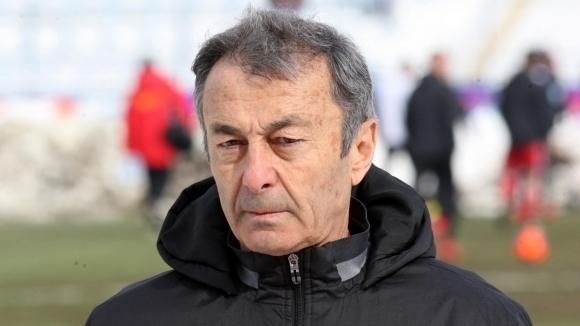 Пламен Марков отказа коментар за треньорската смяна в ЦСКА-София