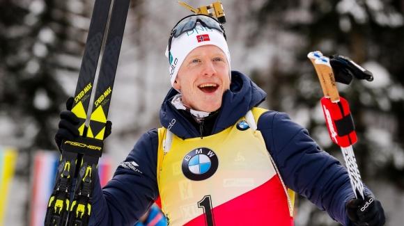 Квартетът на Норвегия спечели щафетата в Кенмор