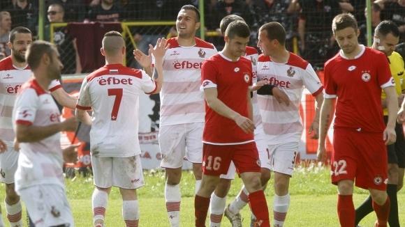 Беласица вкара три гола на Ком (Берковица) в Коларово
