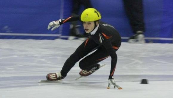Маноилова зае 21-о място в крайното класиране в първия старт на 500 метра