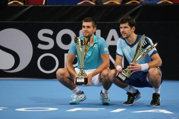 Мелцер и Мектич са шампиони на двойки в София
