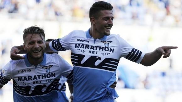 Проблеми в Лацио след мача с Емполи